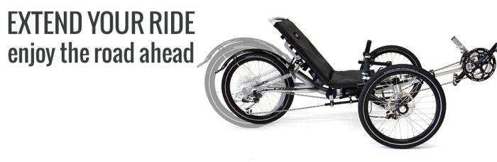 Utah Trikes Catrike Extension Kit 2