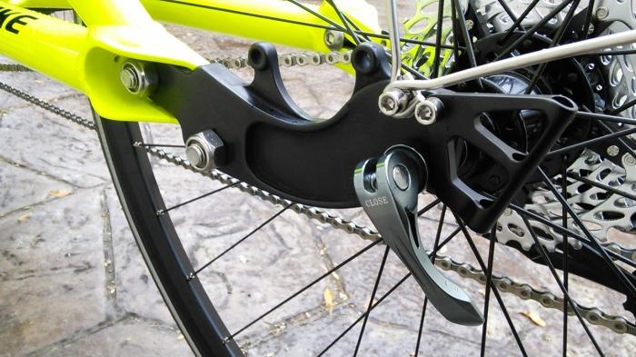 Utah Trikes Catrike Extension Kit 4