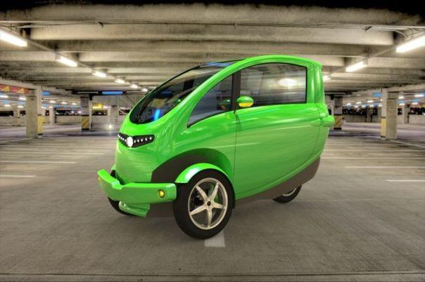 VeloMetro green