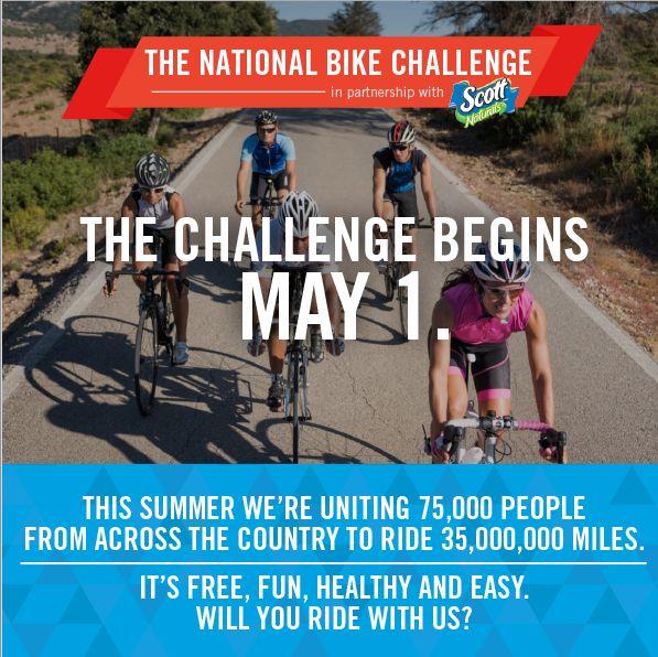 National Bike Challenge 2