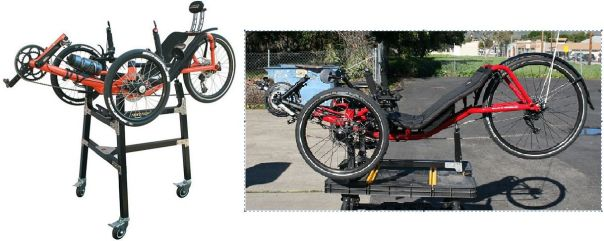 TrikeTight workstands
