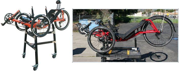 TrikeTight workstands