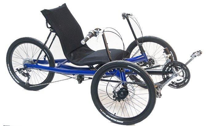 avenue-recumbent-trike-blue-front