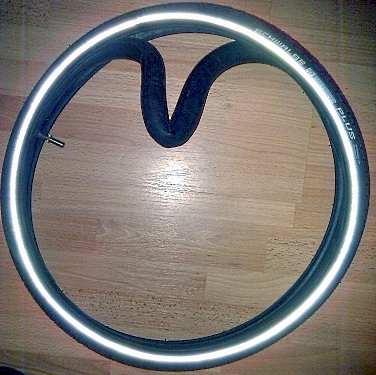 451 inner tube in 406 tire