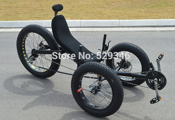 Chinese FAT tire trike 2