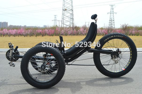 Chinese FAT tire trike