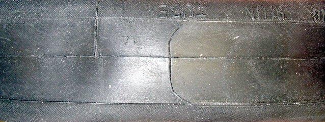 inner tube tire liner abrasion