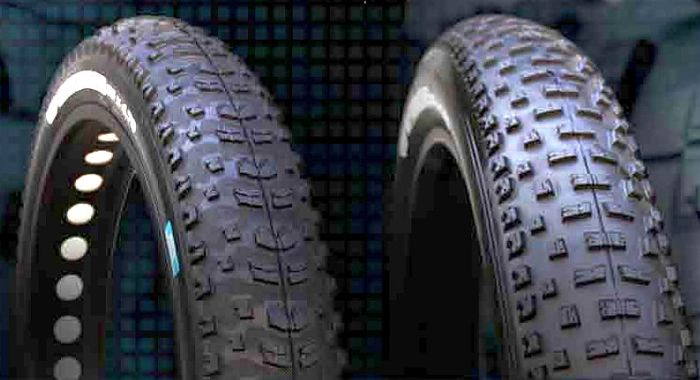 Vee Tire FAT bulldozer & h-billy tires
