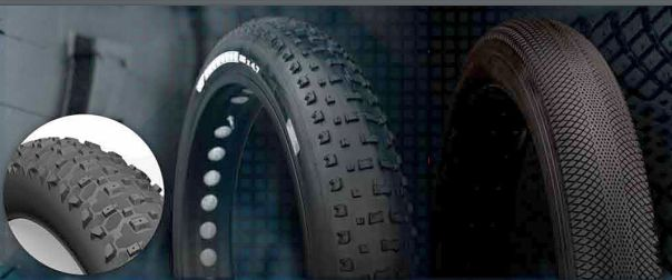 Vee Tire FAT tires