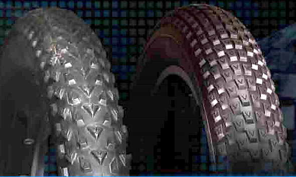 Vee Tire FAT Vees tires