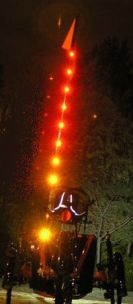 arizona whip led light pole