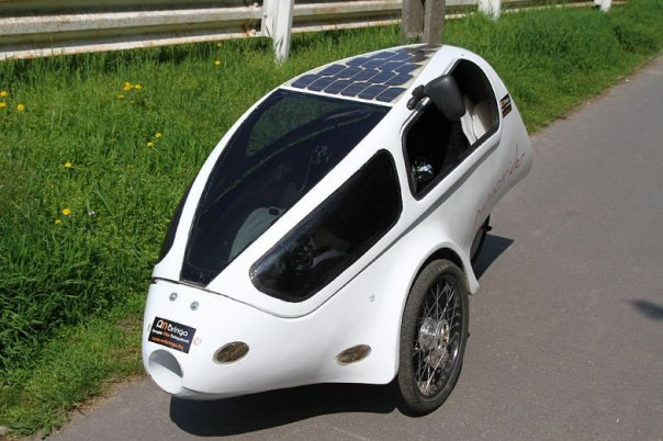pannonrider-solar-velomobile-side-view
