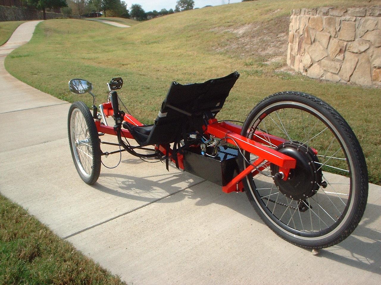 speed trike 1?w=604&h=453 motorized trikes tadpole rider Rat Rod Trikes at readyjetset.co